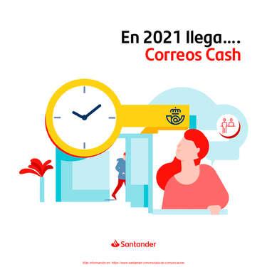En 2021 llega Correos Cash- Page 1