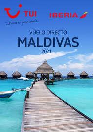 Vuelo directo Maldivas 2021