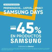 Samsung Days en FNAC