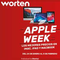Apple Week los mejores precios