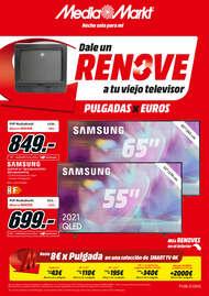 Dale un renove a tu viejo televisor 📺