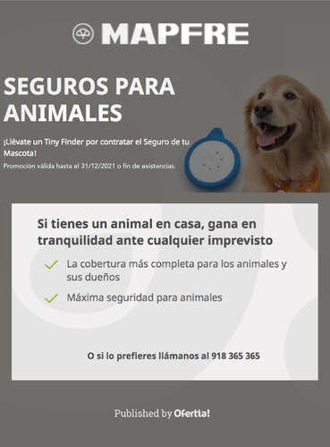 Seguros para animales 🐶❤️- Page 1
