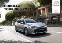 Corolla touring sports