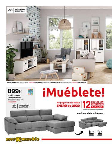 Catálogos de ofertas Merkamueble - Folletos de Merkamueble - Ofertia