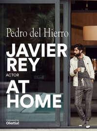 Javier Rey at home