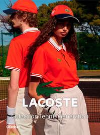 Colección Tennis Generation