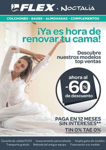 ¡Ya es hora de renovar tu cama!- Page 1