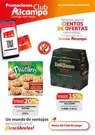 Promociones Club Alcampo