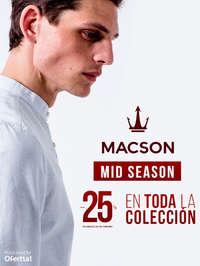 ¡Mid Season! -25% en toda la colección