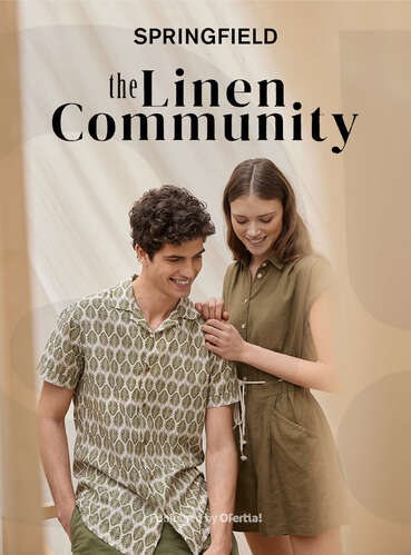 The linen community- Page 1