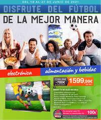 Disfrute el fútbol