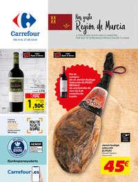 Nos gusta Región de Murcia