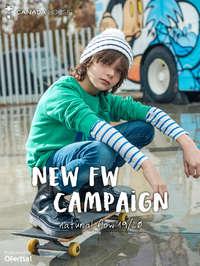 New FW Campaign