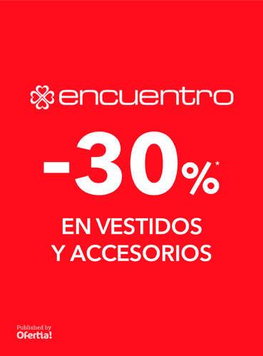 -30% en vestidos y accesorios- Page 1