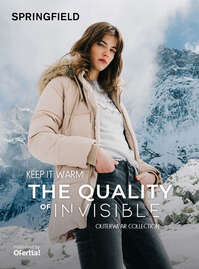 Keep it warm. The quality of invisible