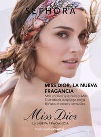 Miss Dior, la nueva fragancia