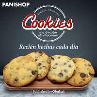 ¡Disfruta de nuestras cookies! 🍪