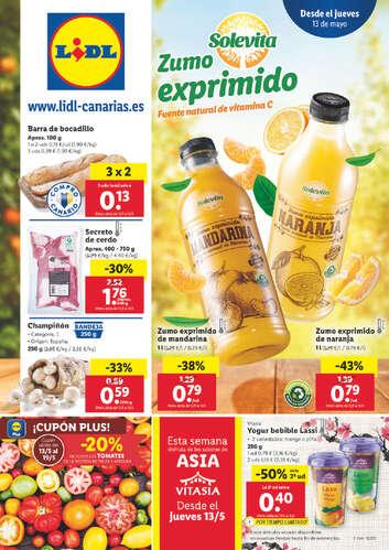 Solevita, zumo exprimido- Page 1