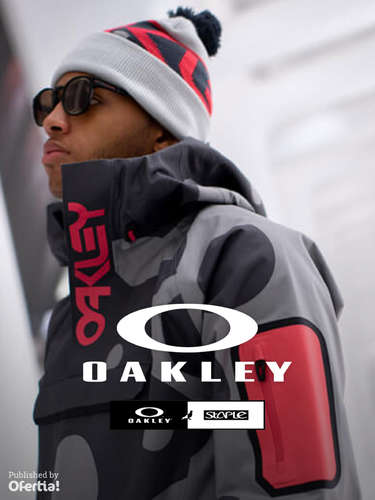 Staple x Oakley Capsule Collection- Page 1