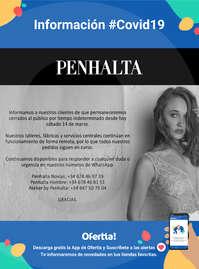Información Penhalta #Covid19