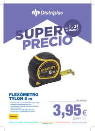 Super precio - Flexómetro
