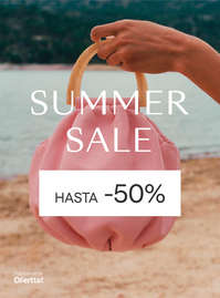 Summer Sale hasta -50%