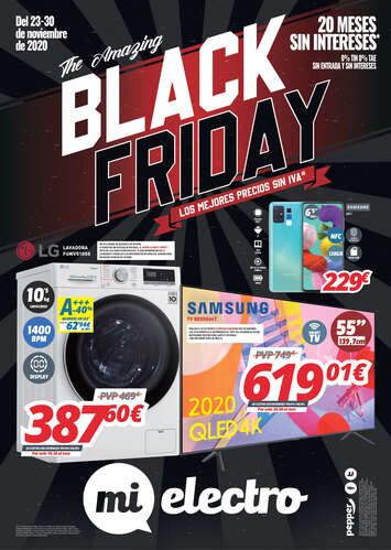 The Amazing Black Friday- Page 1