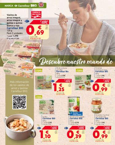 Marca Carrefour para expertos ahorradores- Page 1