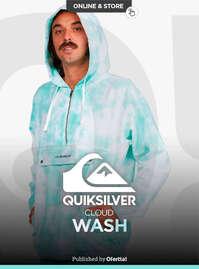 Quicksilver Cloud Wash