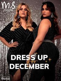 Dress up for December