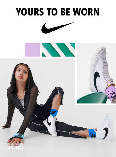 Familiar Descendencia espalda  Nike Las Rozas de Madrid las Rozas The Style Outlets, Calle Pablo Neruda  S/n - Ofertas y horarios
