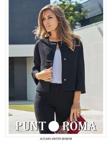 Vestidos punto roma otono invierno 2019