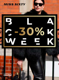 Black Week. Hasta -30%
