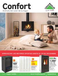 Confort. Disfruta del calor de tu hogar