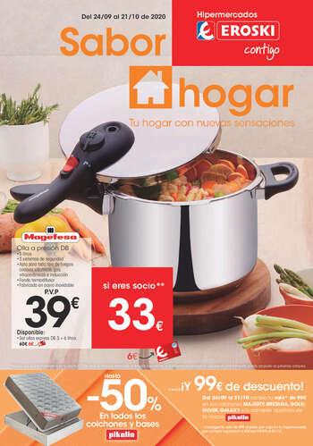 Sabor Hogar. Tu hogar con nuevas sensaciones- Page 1