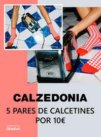 5 pares de calcetines por 10€