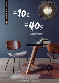 Hasta -40% en cientos de artículos con entrega inmediata