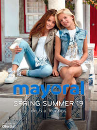 Spring Summer 19. De 8 a 16 años