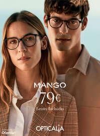 Nueva colección de gafas Mango