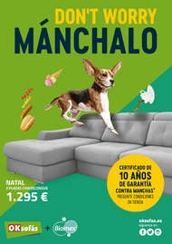 Don't worry, mánchalo