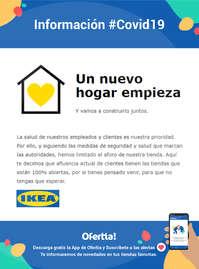 IKEA apertura de tiendas #Covid19
