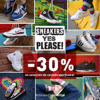 Hasta -30% en selección de calzado sportswear