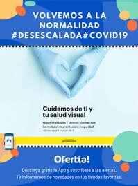 Cuidamos de ti y tu salud visual #Desescalada