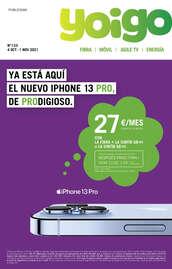 Ya está aquí el nuevo iPhone 13 Pro, de Prodigioso