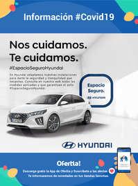 Información Hyundai #covid19