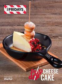 Nueva Pop Dot Cheesecake 🍰