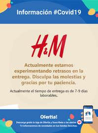 Información H&M #Covid19