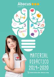 Material didáctico 2019-2020