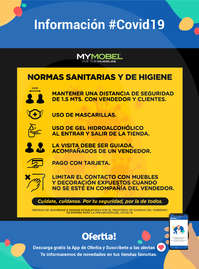 Mymobel Normas Sanitarias #Covid19