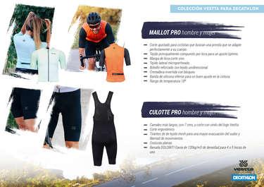 Colección Vestta para Decathlon- Page 1